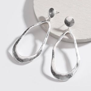 4 for $25/ Free Form Earrings